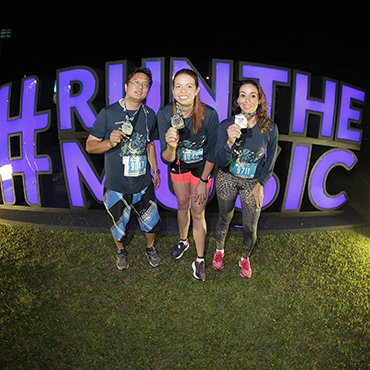 Night Run Etapa Rock 2019